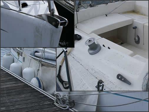 Absence de conseils, bateaux sans entretien